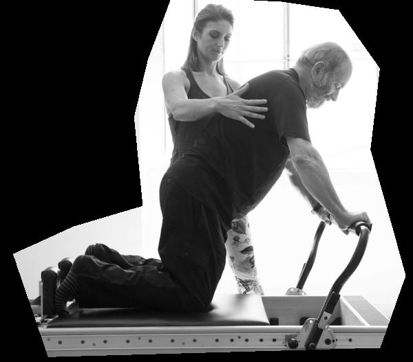 Pilates per Osteoporosi